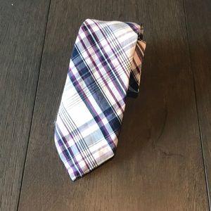 Express Plaid Tie